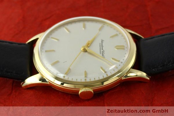 Used luxury watch IWC Portofino 18 ct gold manual winding Kal. 89 VINTAGE  | 143004 05