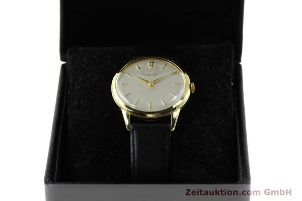 Used luxury watch IWC Portofino 18 ct gold manual winding Kal. 89 VINTAGE  | 143004 07
