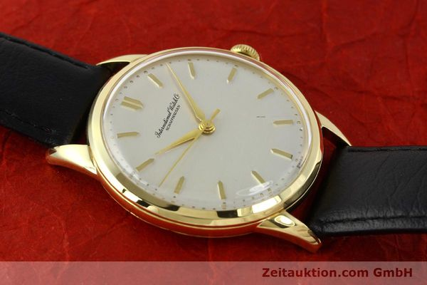 Used luxury watch IWC Portofino 18 ct gold manual winding Kal. 89 VINTAGE  | 143004 13