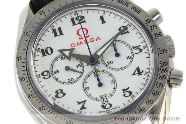 Used luxury watch Omega Speedmaster chronograph steel automatic Kal. 3313B Ref. 321.10.42.50.04.001 LIMITED EDITION | 143012 02