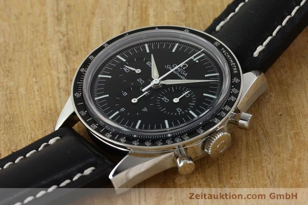 Used luxury watch Omega Speedmaster chronograph steel manual winding Kal. 1861 Ref. 311.32.40.30.01.001  LIMITED EDITION | 143013 01