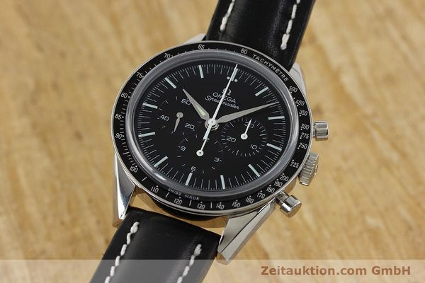 Used luxury watch Omega Speedmaster chronograph steel manual winding Kal. 1861 Ref. 311.32.40.30.01.001  LIMITED EDITION | 143013 04