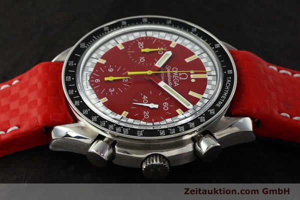 Used luxury watch Omega Speedmaster chronograph steel automatic Kal. 1143 ETA 2890-A2  | 143016 05