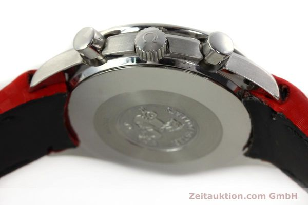 Used luxury watch Omega Speedmaster chronograph steel automatic Kal. 1143 ETA 2890-A2  | 143016 11