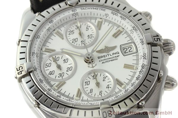 Used luxury watch Breitling Chronomat chronograph steel automatic Kal. B13 VAL 7750 Ref. A13047  | 143024 02