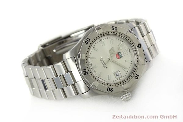 Used luxury watch Tag Heuer Professional steel quartz Kal. ETA F0311 Ref. WK1312.1  | 143028 03