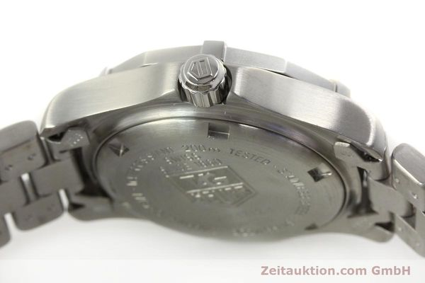 Used luxury watch Tag Heuer Professional steel quartz Kal. ETA F0311 Ref. WK1312.1  | 143028 08
