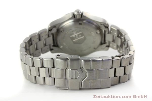 Used luxury watch Tag Heuer Professional steel quartz Kal. ETA F0311 Ref. WK1312.1  | 143028 10