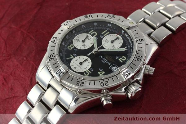 Used luxury watch Breitling Colt chronograph steel automatic Kal. B13 ETA 7750 Ref. A13035  | 143030 01