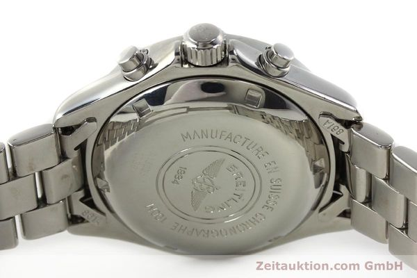 Used luxury watch Breitling Colt chronograph steel automatic Kal. B13 ETA 7750 Ref. A13035  | 143030 09