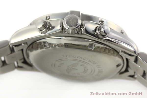 Used luxury watch Breitling Colt chronograph steel automatic Kal. B13 ETA 7750 Ref. A13035  | 143030 11