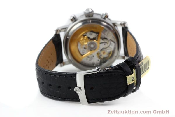 Used luxury watch Chronoswiss Tora chronograph steel automatic Kal. 743 Ref. CH7423  | 143038 13