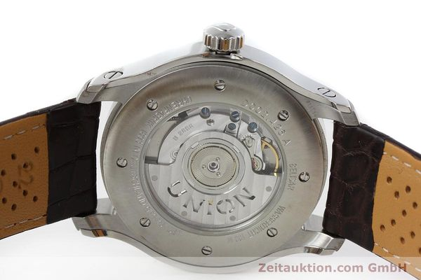 Used luxury watch Union Glashütte Belisar steel automatic Kal. U2896 Ref. D002.426A  | 143040 09