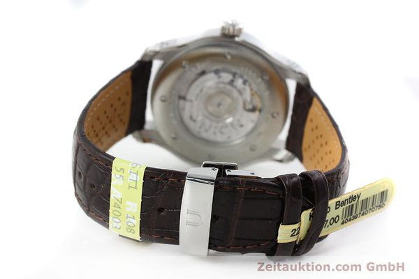 Used luxury watch Union Glashütte Belisar steel automatic Kal. U2896 Ref. D002.426A  | 143040 12