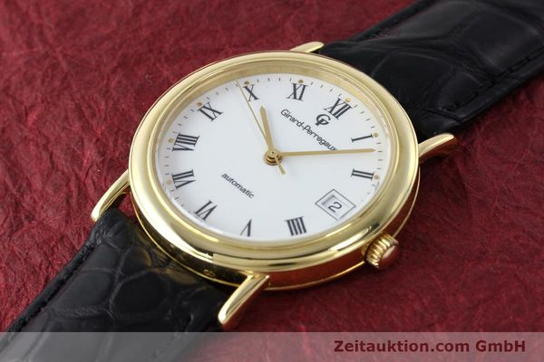 Used luxury watch Girard Perregaux * 18 ct gold automatic Kal. 220  | 143043 01