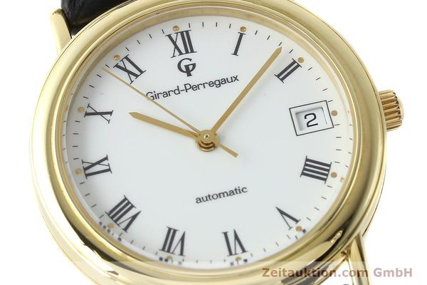 Used luxury watch Girard Perregaux * 18 ct gold automatic Kal. 220  | 143043 02