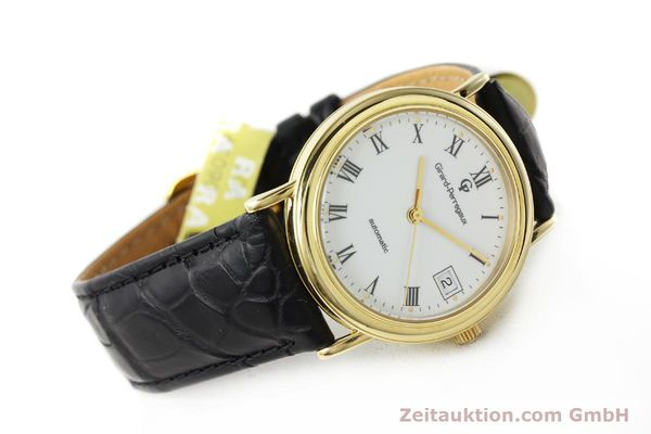 Used luxury watch Girard Perregaux * 18 ct gold automatic Kal. 220  | 143043 03