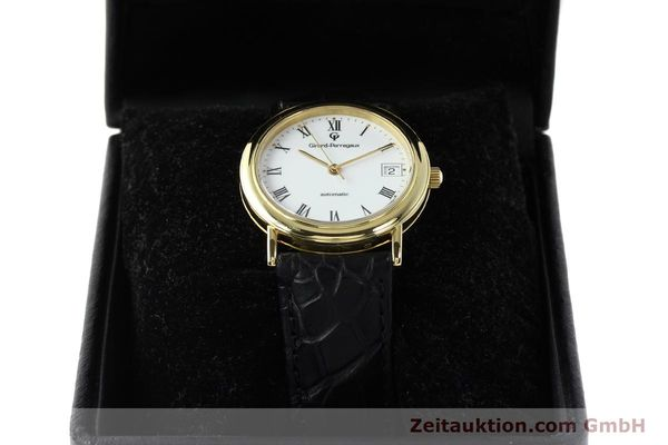 Used luxury watch Girard Perregaux * 18 ct gold automatic Kal. 220  | 143043 07