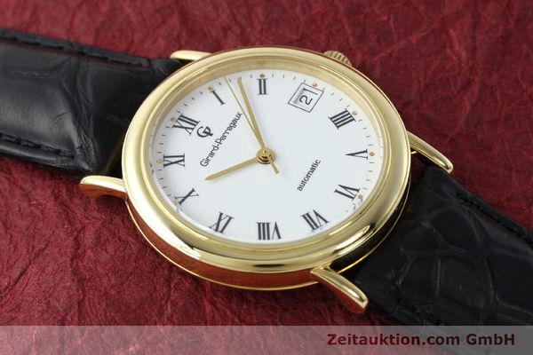 montre de luxe d occasion Girard Perregaux * or 18 ct automatique Kal. 220  | 143043 14