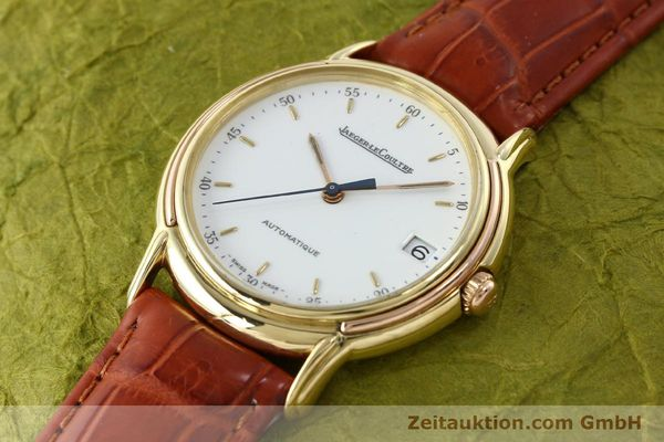 Used luxury watch Jaeger Le Coultre Odysseus 18 ct gold automatic Kal. 889/1 Ref. 165.7.89S  | 143044 01