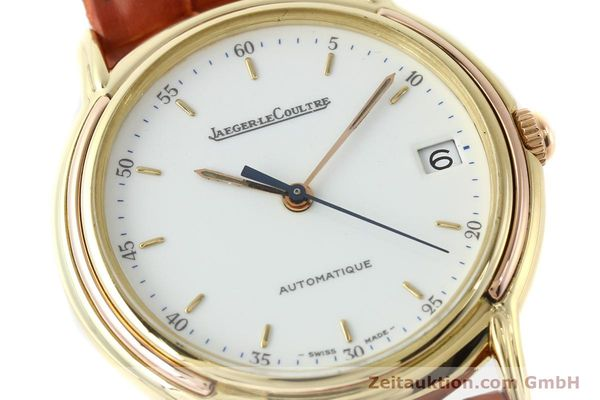 Used luxury watch Jaeger Le Coultre Odysseus 18 ct gold automatic Kal. 889/1 Ref. 165.7.89S  | 143044 02