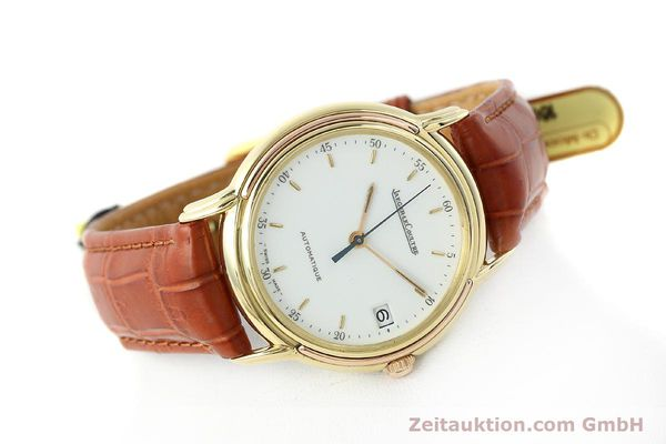 Used luxury watch Jaeger Le Coultre Odysseus 18 ct gold automatic Kal. 889/1 Ref. 165.7.89S  | 143044 03