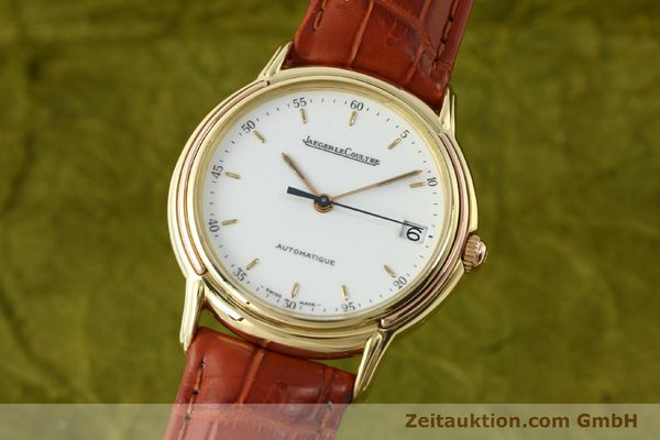 Used luxury watch Jaeger Le Coultre Odysseus 18 ct gold automatic Kal. 889/1 Ref. 165.7.89S  | 143044 04