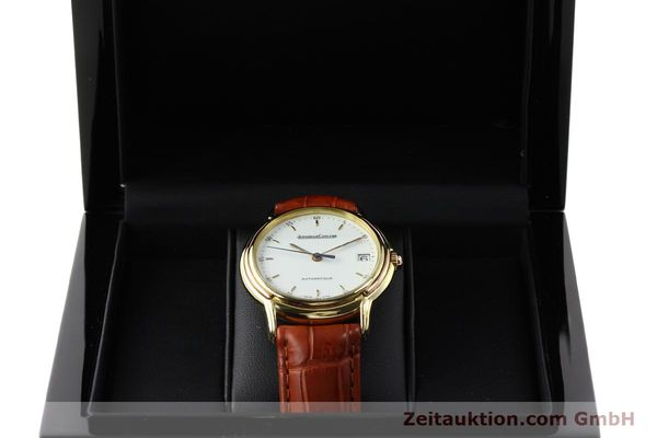 Used luxury watch Jaeger Le Coultre Odysseus 18 ct gold automatic Kal. 889/1 Ref. 165.7.89S  | 143044 07