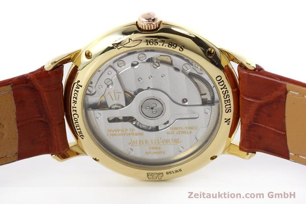 Used luxury watch Jaeger Le Coultre Odysseus 18 ct gold automatic Kal. 889/1 Ref. 165.7.89S  | 143044 08