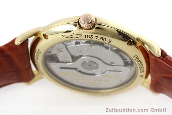 Used luxury watch Jaeger Le Coultre Odysseus 18 ct gold automatic Kal. 889/1 Ref. 165.7.89S  | 143044 11
