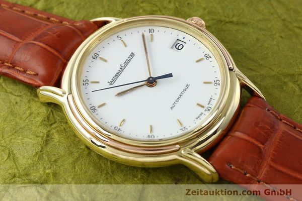 Used luxury watch Jaeger Le Coultre Odysseus 18 ct gold automatic Kal. 889/1 Ref. 165.7.89S  | 143044 12