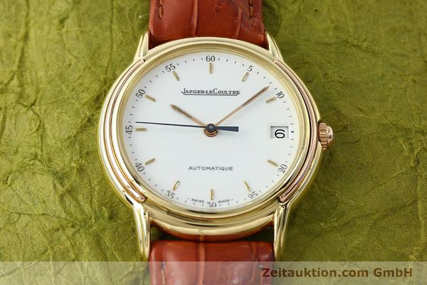 Used luxury watch Jaeger Le Coultre Odysseus 18 ct gold automatic Kal. 889/1 Ref. 165.7.89S  | 143044 13