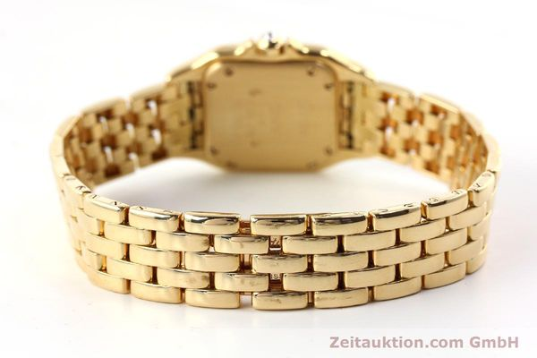 Used luxury watch Cartier Panthere 18 ct gold quartz Kal. 057  | 143047 10
