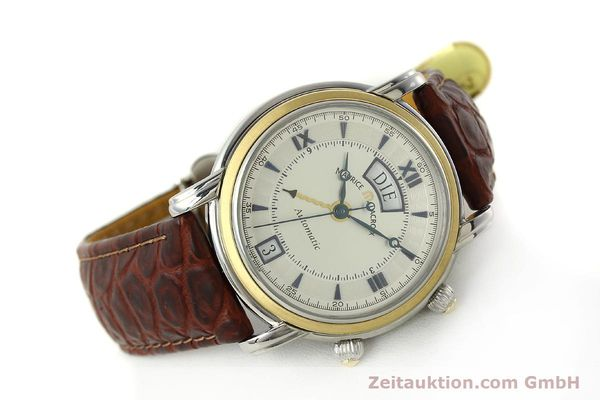 Used luxury watch Maurice Lacroix Masterpiece steel / gold automatic Kal. ML20 AS Ref. AE84240  | 143049 03