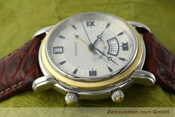 Used luxury watch Maurice Lacroix Masterpiece steel / gold automatic Kal. ML20 AS Ref. AE84240  | 143049 05