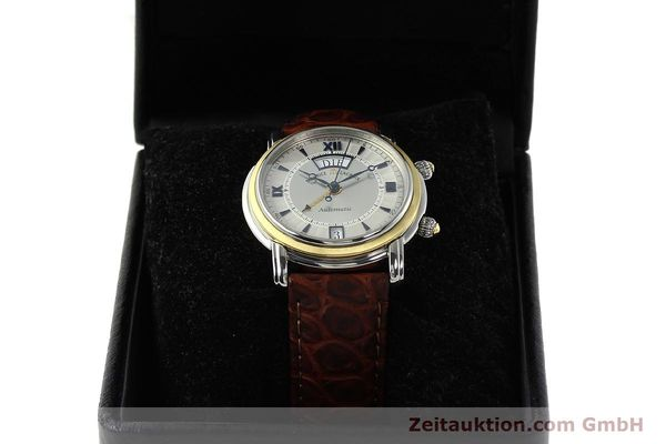 Used luxury watch Maurice Lacroix Masterpiece steel / gold automatic Kal. ML20 AS Ref. AE84240  | 143049 07