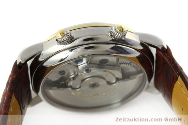 Used luxury watch Maurice Lacroix Masterpiece steel / gold automatic Kal. ML20 AS Ref. AE84240  | 143049 08