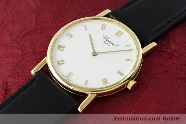 Used luxury watch Chopard * 18 ct gold manual winding Kal. 839  | 143051 01