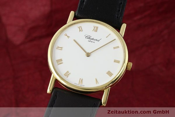 Used luxury watch Chopard * 18 ct gold manual winding Kal. 839  | 143051 04