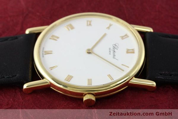Used luxury watch Chopard * 18 ct gold manual winding Kal. 839  | 143051 05