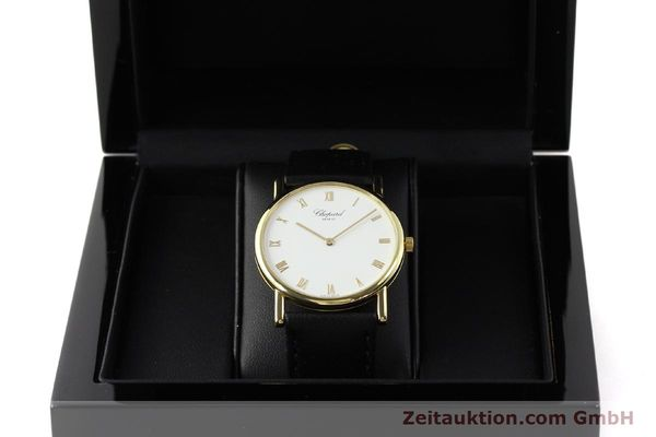 Used luxury watch Chopard * 18 ct gold manual winding Kal. 839  | 143051 07