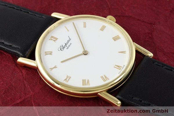 Used luxury watch Chopard * 18 ct gold manual winding Kal. 839  | 143051 13