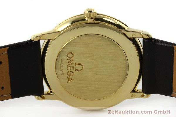 Used luxury watch Omega De Ville 18 ct gold manual winding Kal. 651  | 143054 08