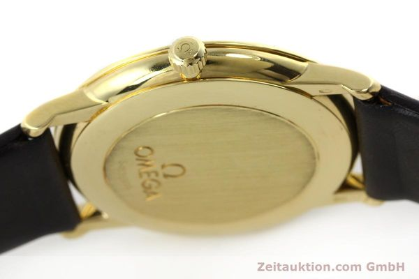 Used luxury watch Omega De Ville 18 ct gold manual winding Kal. 651  | 143054 11