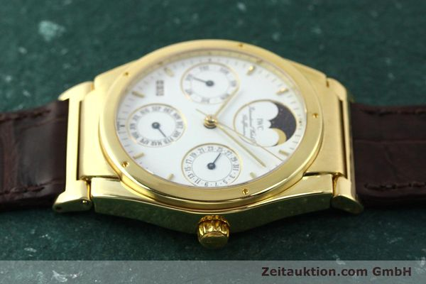 Used luxury watch IWC Ingenieur 18 ct gold automatic Kal. 3757 Ref. 35401  | 143061 05
