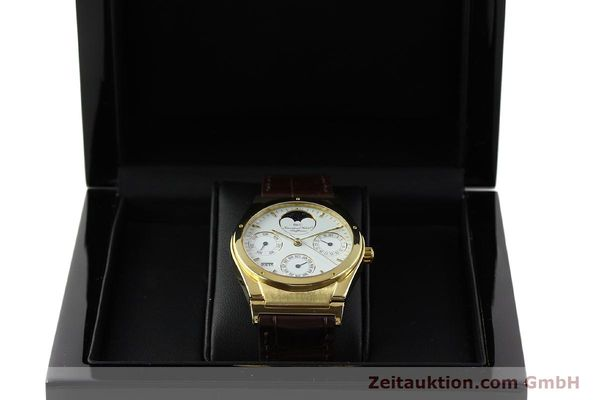 Used luxury watch IWC Ingenieur 18 ct gold automatic Kal. 3757 Ref. 35401  | 143061 07