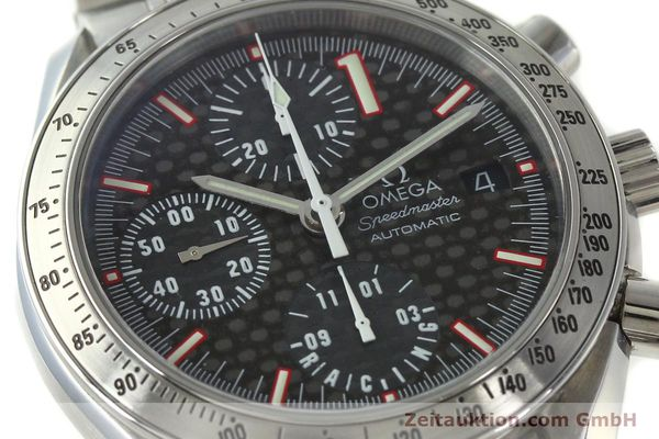 Used luxury watch Omega Speedmaster Racing chronograph steel automatic Kal. 1152 Ref. 35195000 LIMITED EDITION | 143064 02