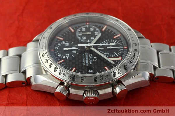 Used luxury watch Omega Speedmaster Racing chronograph steel automatic Kal. 1152 Ref. 35195000 LIMITED EDITION | 143064 05