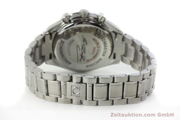 Used luxury watch Omega Speedmaster Racing chronograph steel automatic Kal. 1152 Ref. 35195000 LIMITED EDITION | 143064 13