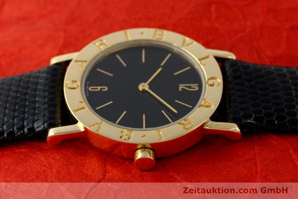 Used luxury watch Bvlgari Bvlgari 18 ct gold quartz Kal. 732-93 Ref. BB30GL  | 143066 05